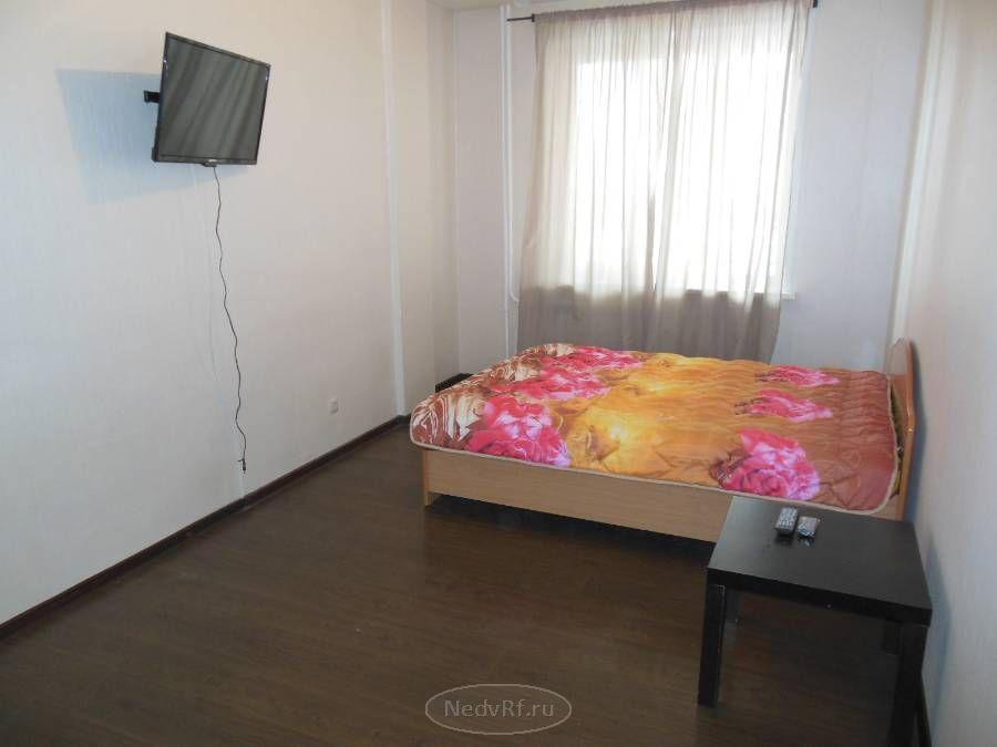 Аренда квартиры посуточно на улице Дуси Ковальчук в Новосибирске, дом №238, 1 комната
