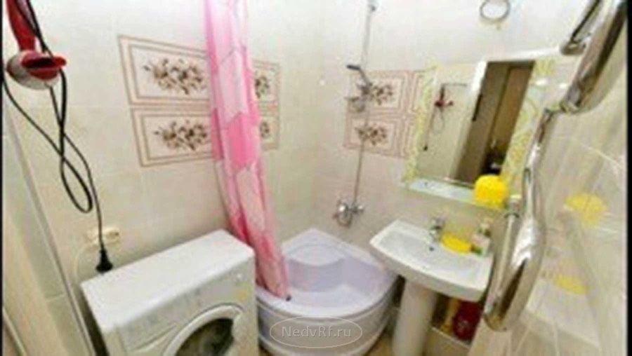 Аренда квартиры посуточно на улице Навагинская в Сочи, дом №16, 1 комната