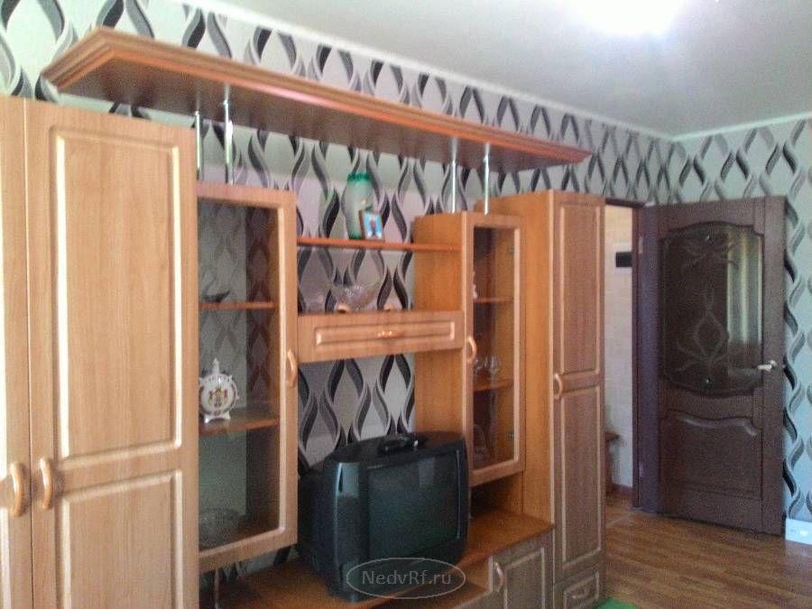 Аренда квартиры посуточно на улице маршала Еременко в Волгограде, дом №19, 1 комната
