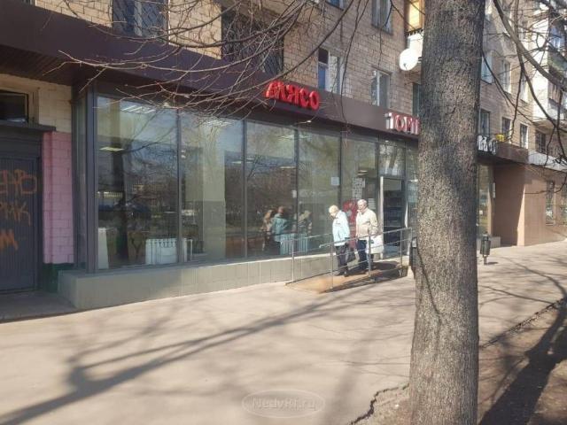 Продажа коммерческой недвижимости на улице Открытое шоссе в г Москва