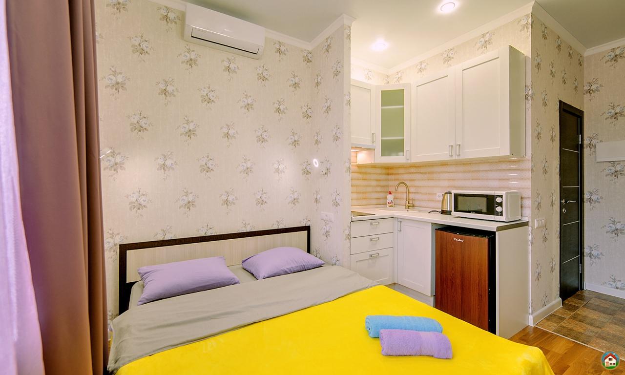 Аренда квартиры посуточно на улице Смольная в Москве, дом №44 -1, 1 комната, добавили 2019-05-27