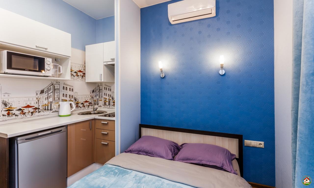 Аренда квартиры посуточно на улице Смольная в Москве
