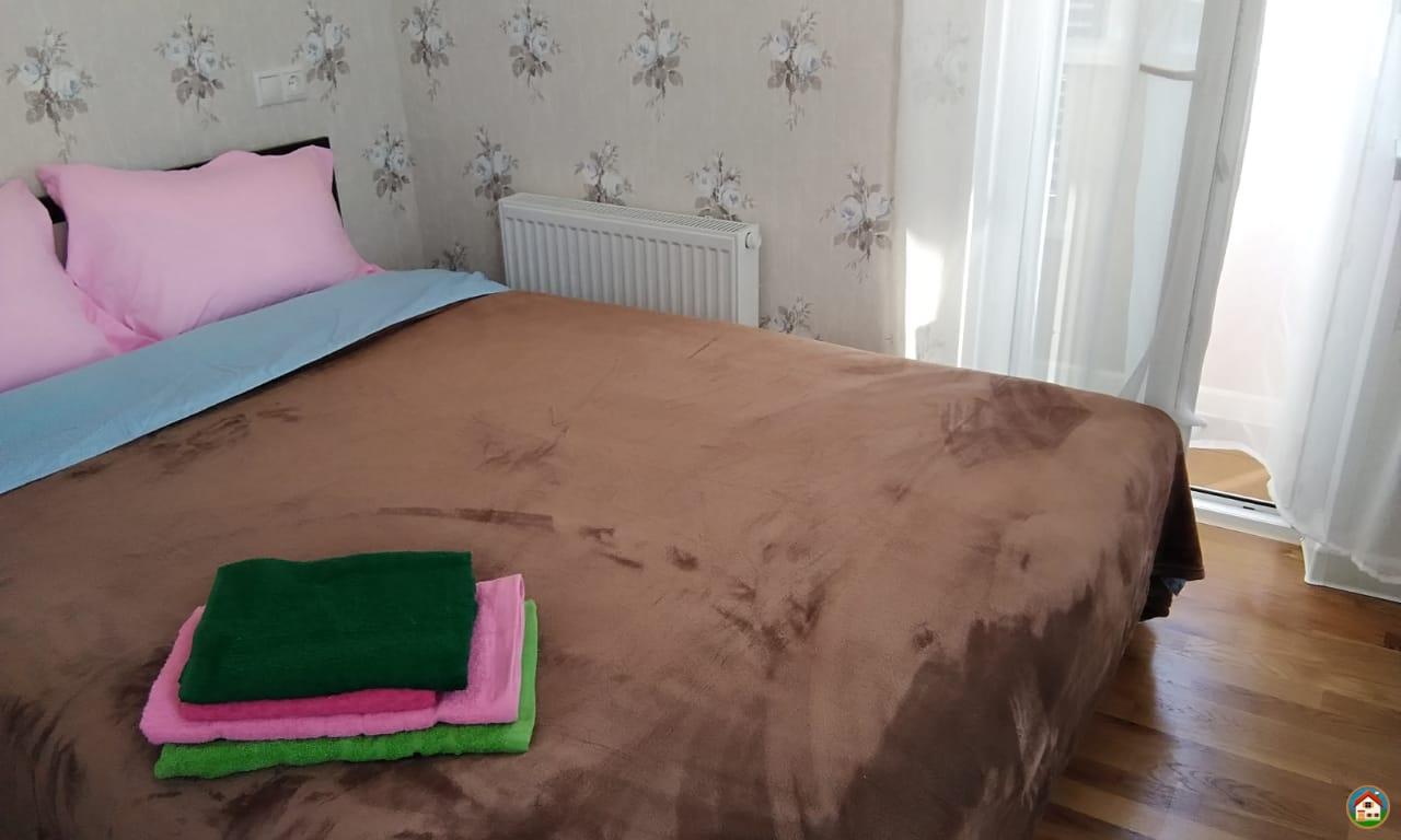 Аренда квартиры посуточно на улице Смольная в Москве, дом №44к2, 1 комната