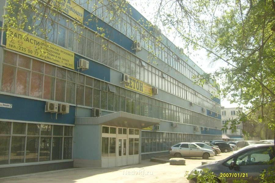 Сдача коммерческой недвижимости на улице проезд Мальцева в Самаре