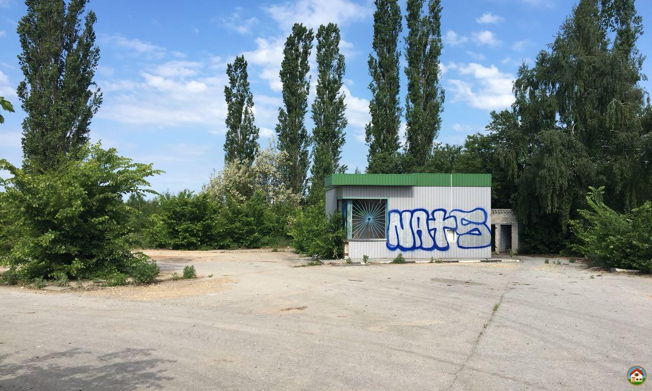 АЗС №71, село Красное
