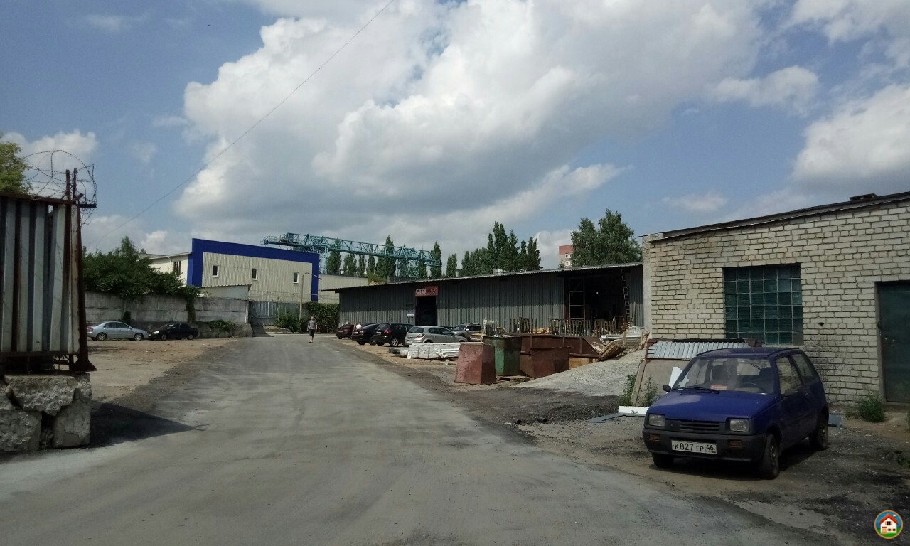Продажа офисно-делового цетра в г. Курск
