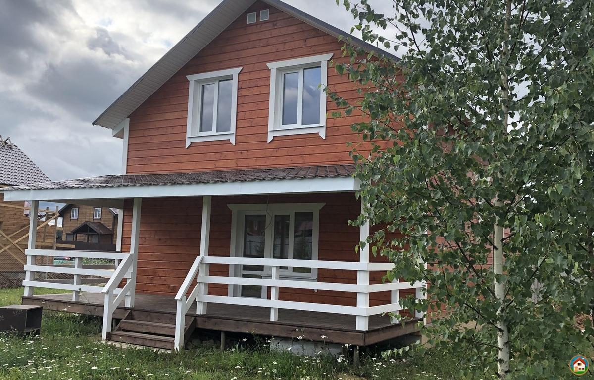 Купить дом в городском округе Наро-Фоминском Московской области