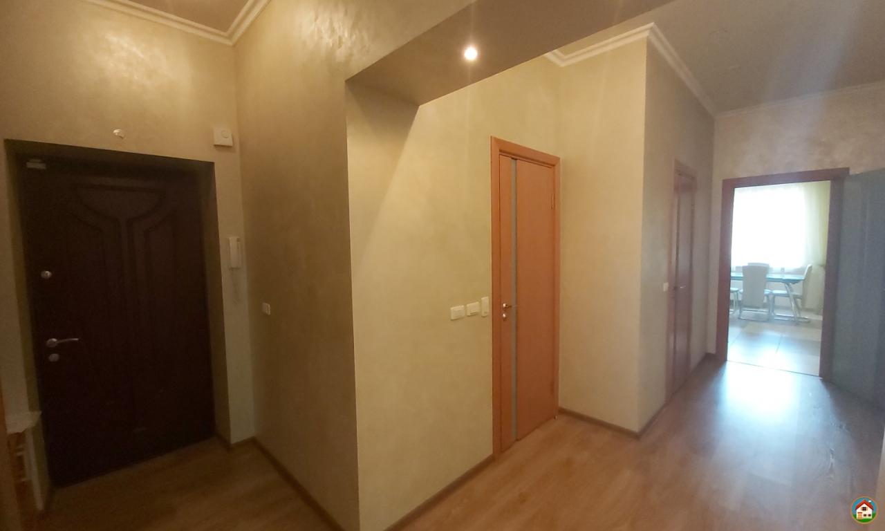 продам 3 ком.квартиру по ул.Советская д.5а п.Газопровод