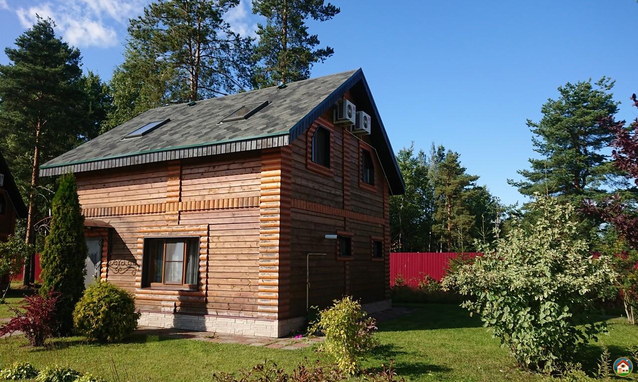 Сдаю посуточно двухэтажный домик с баней и детской площадкой