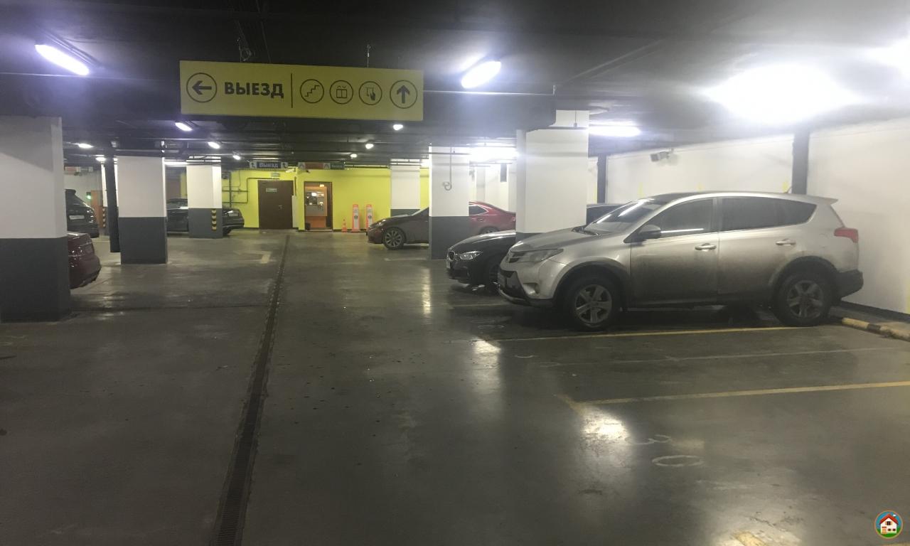 Аренда машино-мест в круглосуточном подземном паркинге