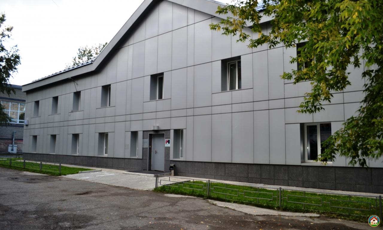 Офисное здание в 10 минутах от м.Заельцовская