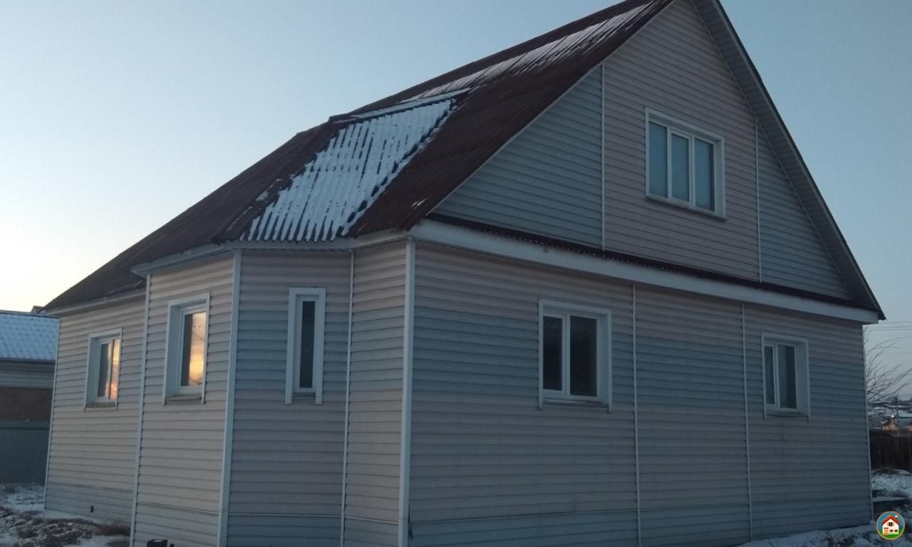 Продаётся новый, брусовой дом, площадью 100 кв.м.
