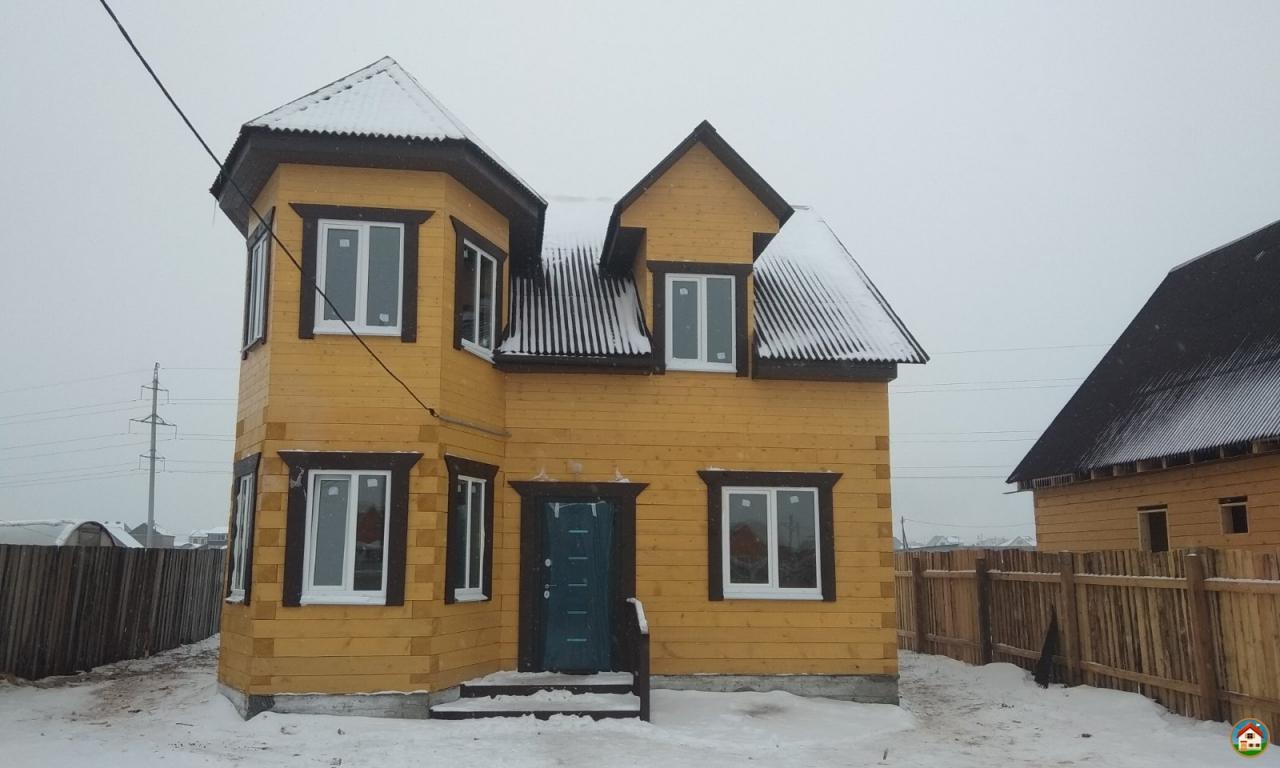 Продаётся новый, благоустроенный дом