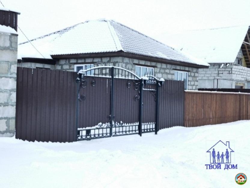 Продам дом 100 кв.м. Новосибирск, с. Марусино