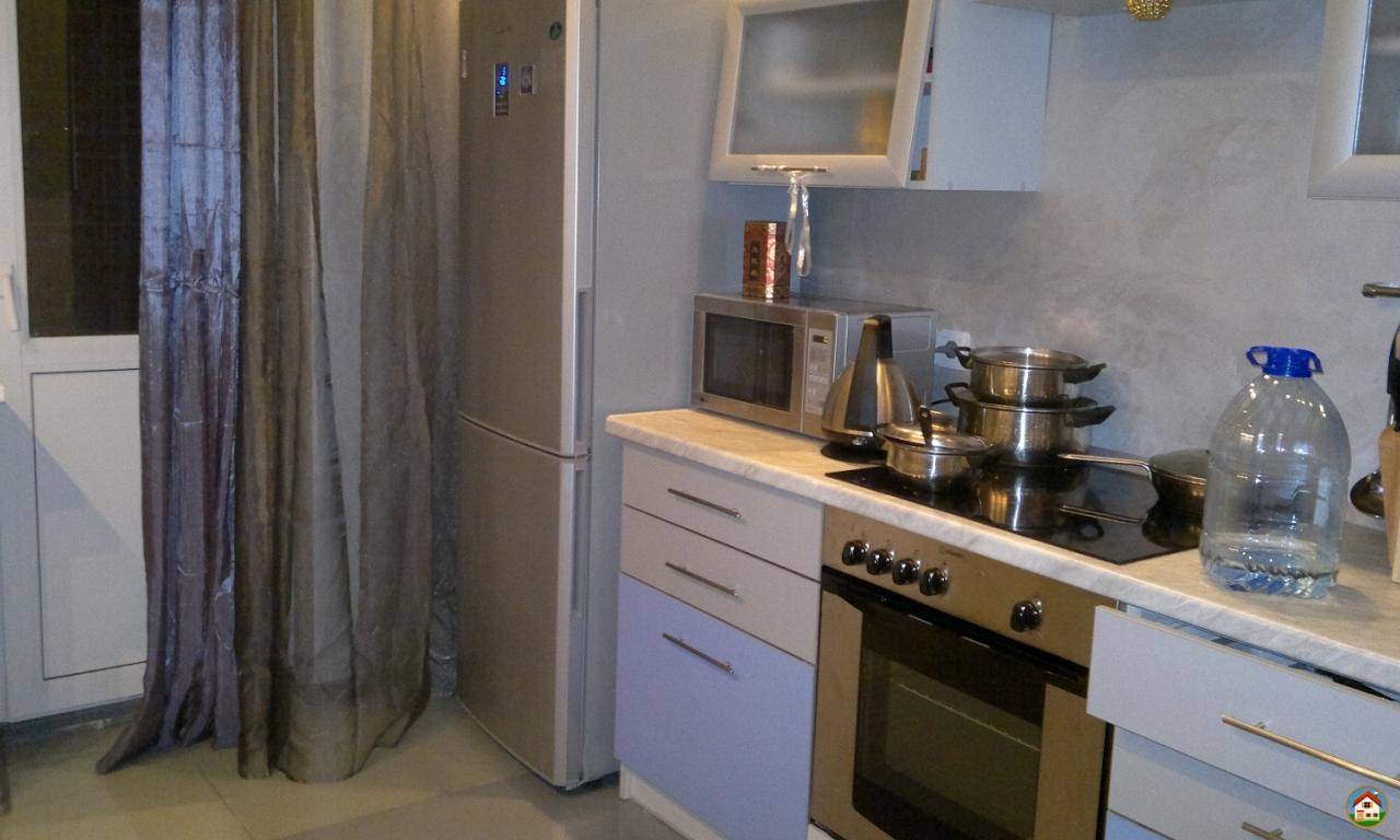 Шикарная однокомнатная квартира в новом доме в Самаре огромная джакузи